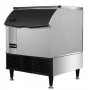 Ice-O-Matic - 356 Lb Self-Contained Half Cube Ice Machine